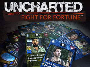 'Uncharted: Fight for Fortune' poster