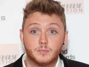 James Arthur The Amy Winehouse foundation ball held at the Dorchester hotel - Arrivals London, England - 20.11.12Mandatory Credit: Lia Toby/WENN.com