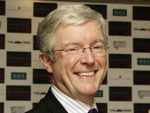 Chief Executive of the Royal Opera House Tony Hall