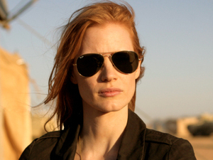 Jessica Chastain zero dark thirty maya
