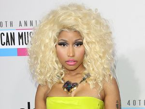 Nicki Minaj at the AMAs 2012