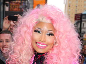 Nicki Minaj at  'Good Morning America' TV show, New York, America - 20 Nov 2012