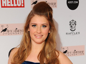 Ella Henderson, Amy Winehouse Foundation Ball in London