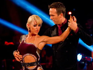 Strictly Come Dancing Week 8: Michael and Natalie.