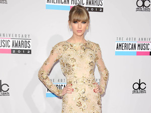 Taylor Swift at AMA's