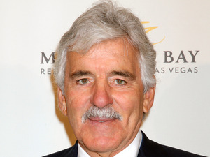 Dennis Farina attends a screening of new HBO Original Series LUCK at the Mandalay Bay Hotel and Casino in Las Vegas