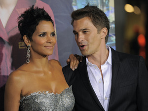 Olivier Martinez and Halle Berry photographed in October 2012