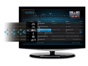 Huawei Youview set top box
