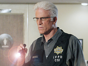 Ted Danson as D.B. Russell in &#39;CSI: Crime Scene Investigation&#39;
