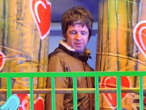 Hyde Park Winter Wonderland - launch party Featuring: Noel Gallagher London, England - 22.11.12 Where: London, England When: 22 Nov 2012