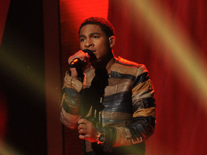 'The X Factor' USA, November 21 - Arin Ray