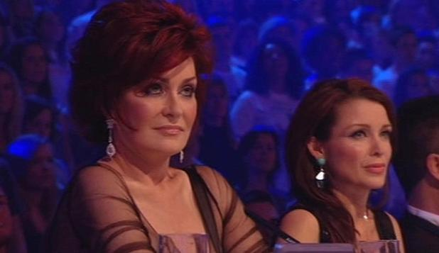Sharon osbourne, Dannii Minogue, X Factor 