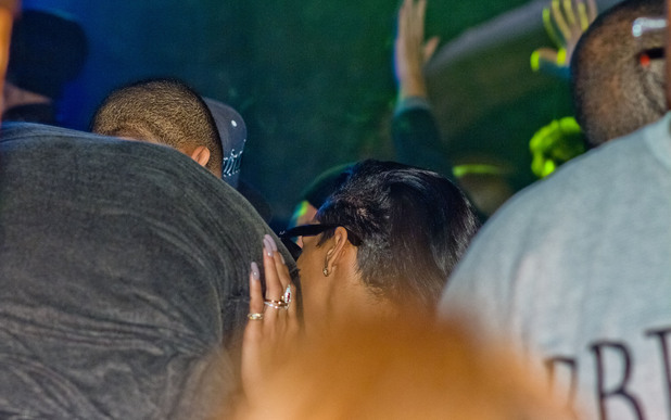 Rihanna, Chris Brown, Berlin
