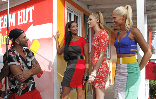 America's Next Top Model S19 Finale: Johnny Wujek, Kiara, Leila and Laura