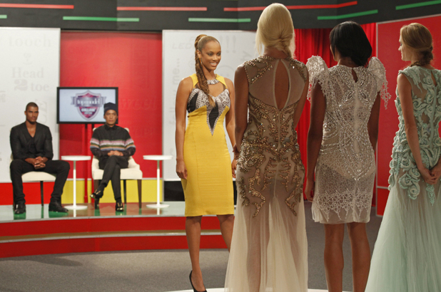 America's Next Top Model S19 Finale: Leila, Kiara and Laura