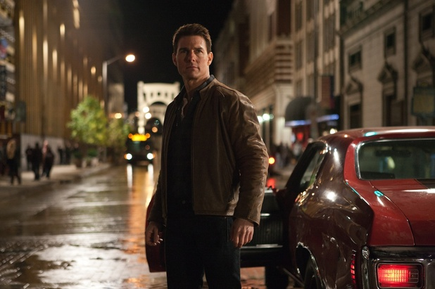 Tom Cruise for 'Jack Reacher' sequel?