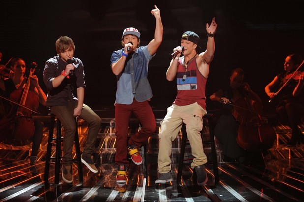 'The X Factor' USA, November 21 - Emblem3