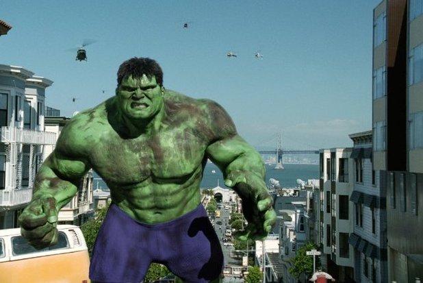 'Hulk' (2003) still