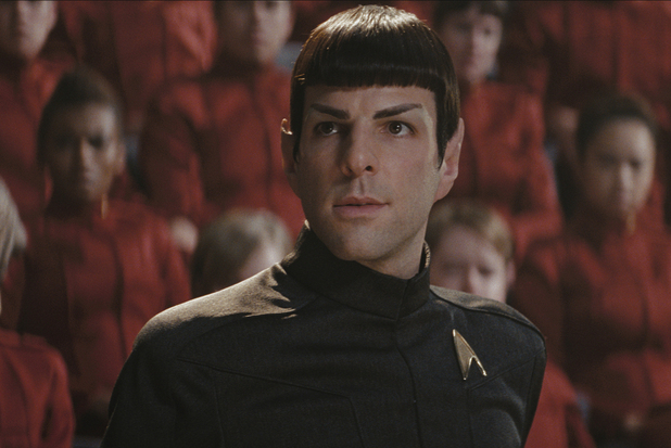 Zachary Quinto in 'Star Trek' (2009)