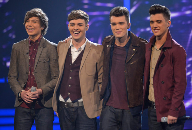 The X Factor Week 8: Union J