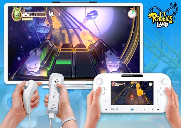 Rabbids Land for Wii U