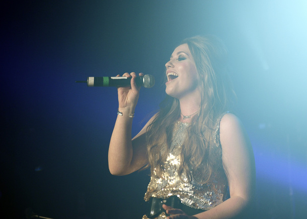 Ella Henderson performs at GAY Heaven London, England - 24.11.12Featuring: Ella Henderson Where: London, England When: 25 Nov 2012