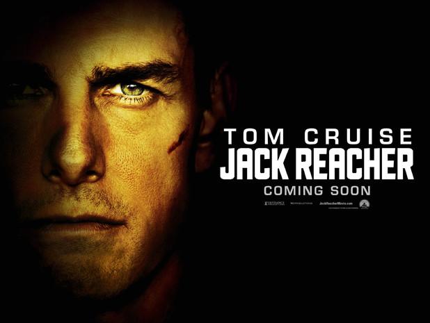 'Jack Reacher' poster
