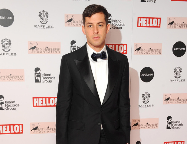 Mark Ronson, Amy Winehouse Foundation Ball