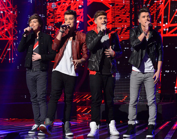 The X Factor Week 8: Union J