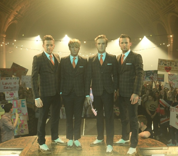 McFly for VIP shopping day