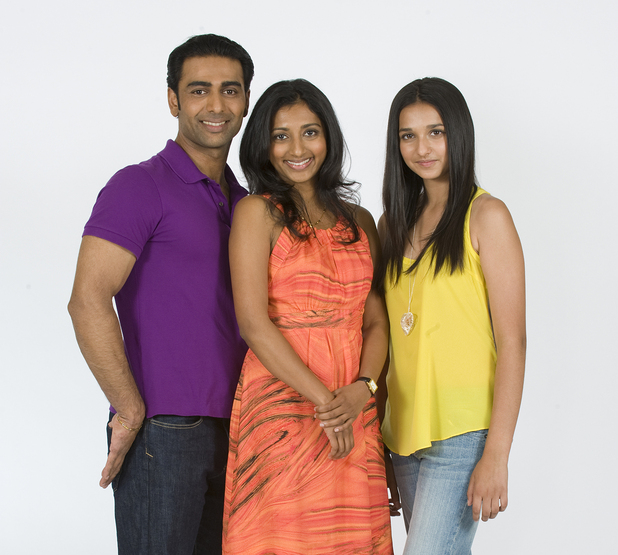 Neighbours Kapoor family