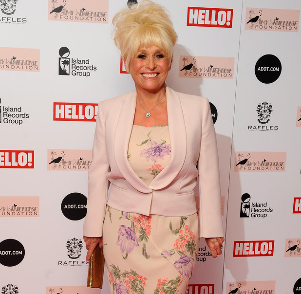 Barbara Windsor, Amy Winehouse Foundation Ball