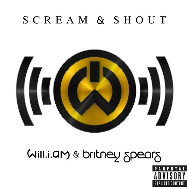 Scream and Shout single artwork