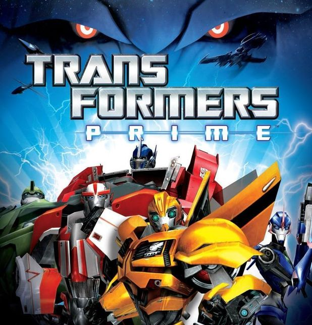 Transformers Prime for Wii U