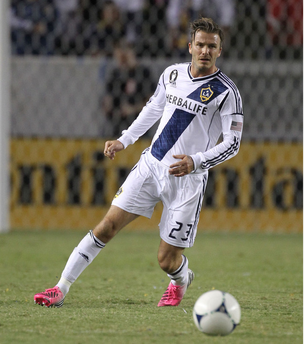 LA Galaxy v Seattle Sounders, MLS football match, Los Angeles, America - 11 Nov 2012