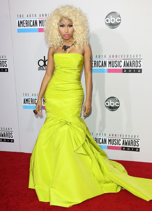 American Music Awards 2012: Celebrity gallery