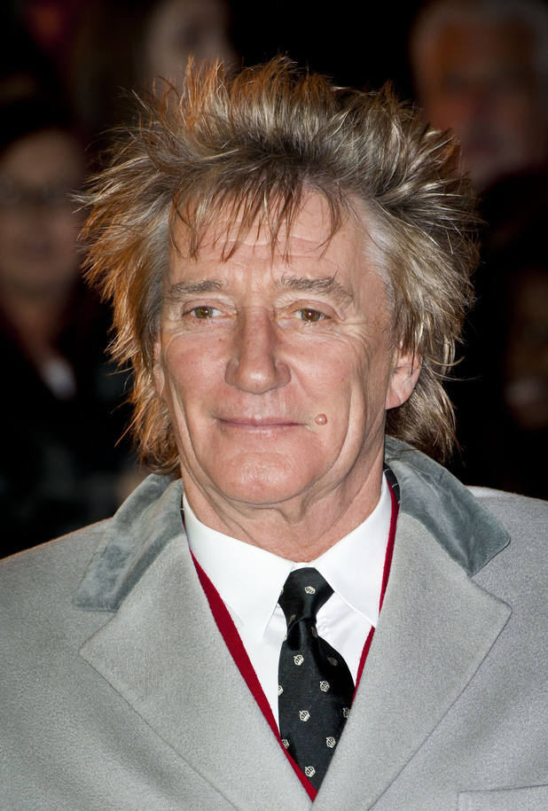 Rod Stewart, Winter Wonderland