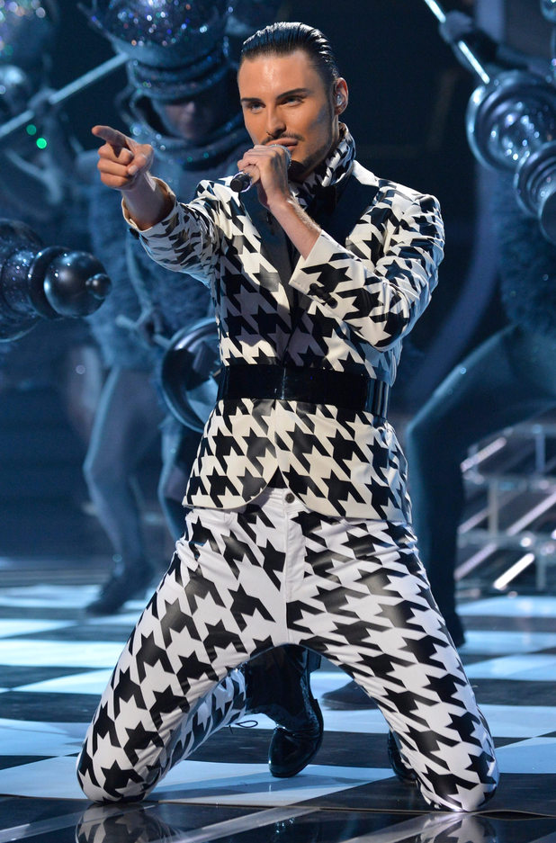 The X Factor Week 8: Rylan