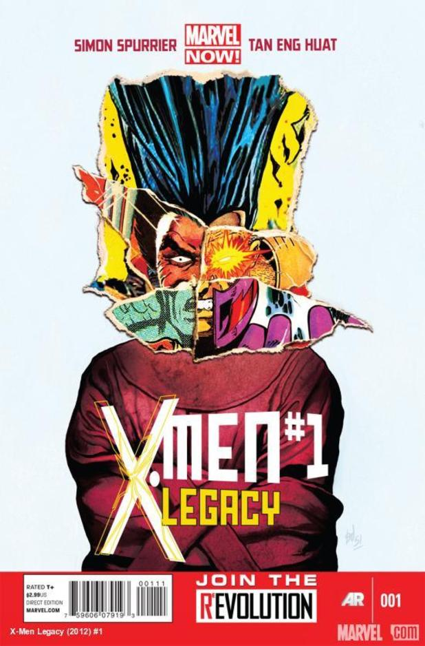 X-Men Legacy Marvel NOW