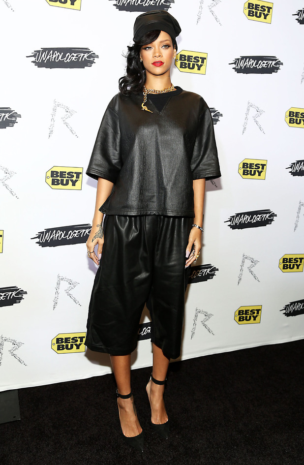 Rihanna, Unapologetic, New York