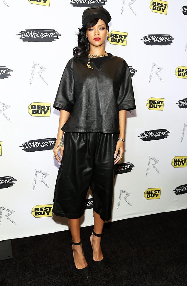 Rihanna, Unapologetic, New York
