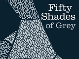 Fifty Shades of Grey hardback cover