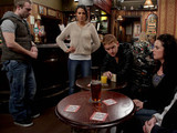 8012: Gary is furious with Tommy and has to be calmed by an anxious Izzy Armstrong. As Tina denies cheating on Tommy, everyone's confused