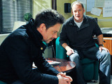 6415: Jimmy is astonished as Cameron furiously explains Chas has sacked her brief