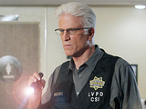 Ted Danson as D.B. Russell in 'CSI: Crime Scene Investigation'