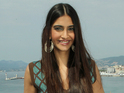 Sonam Kapoor is reportedly not keen on playing a role without make-up.