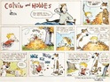Cartoonist Brian Basset reluctantly sells Bill Watterson hand-drawn 1986 strip.