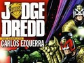 The publisher's latest hardcover spotlights the Judge Dredd co-creator.