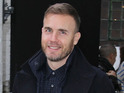 Gary Barlow reveals he hasn't spoken to Simon Cowell for ten months.