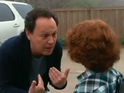 Billy Crystal and Bette Midler struggle with their grandchildren in the trailer.